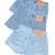 VINTAGE LEVI'S 501 HIGH WAISTED DENIM SHORTS LIGHT BLUE RED TAB 6 8 10 12 14 16 | eBay