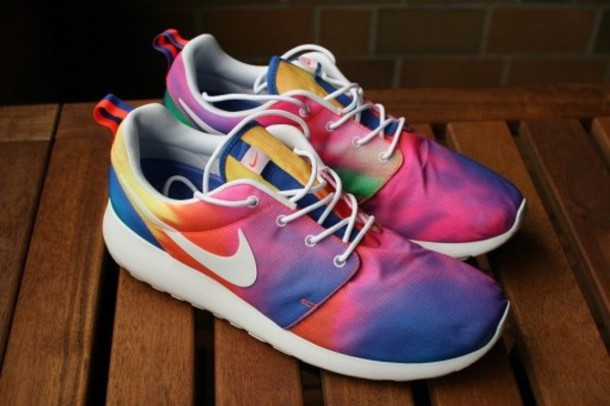 reputable site 7e4e7 4c3e6 shoes nike roshe run tie dye nike