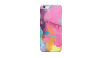phone cover iphone cover blue iphone case pink