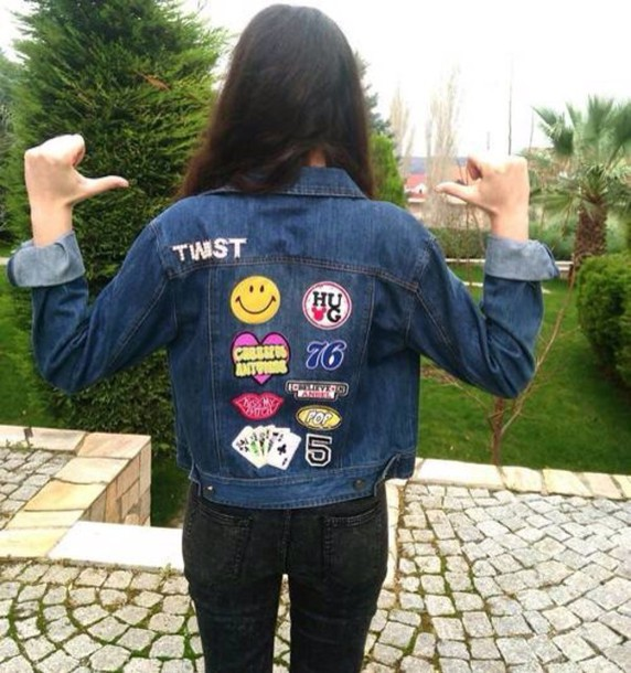 coat jeans denim jacket band t-shirt band merch jacket