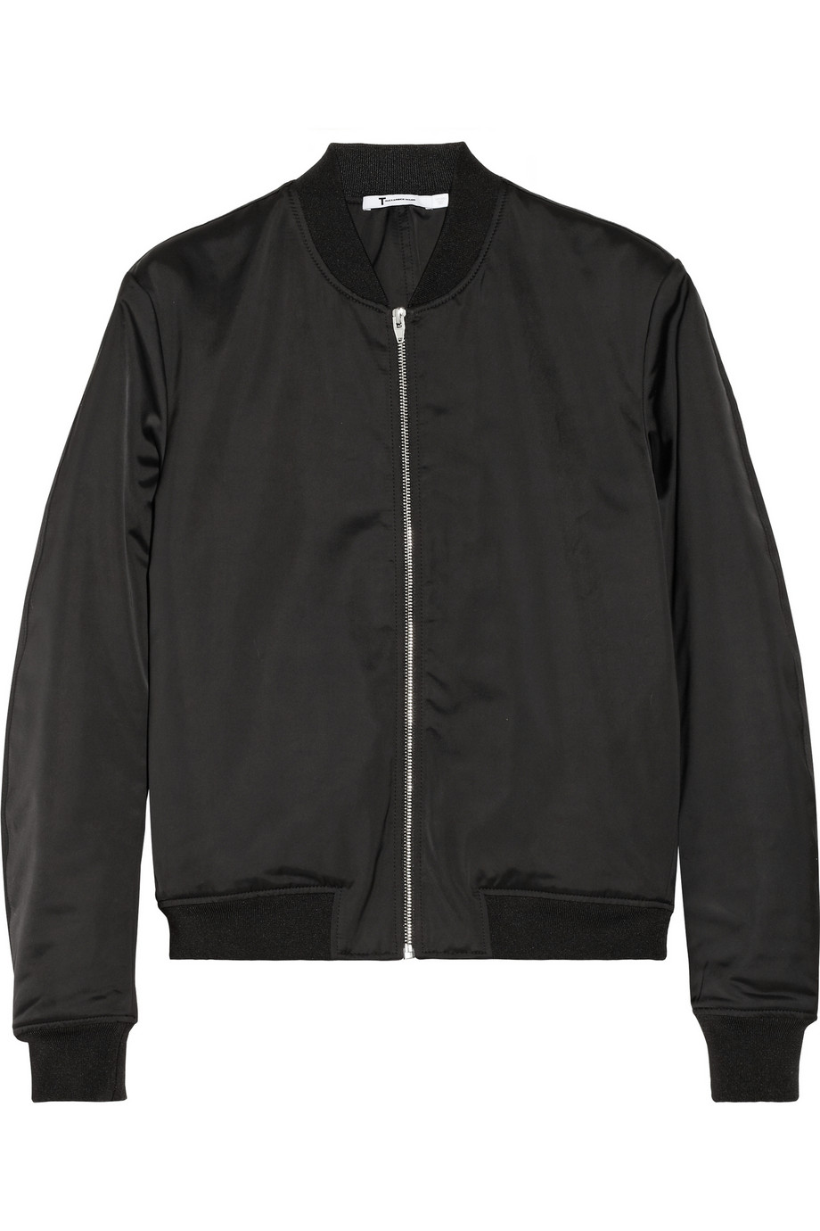 T by alexander wang satin bomber jacket – 55% at the outnet.com