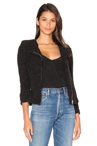 blazer charcoal jacket