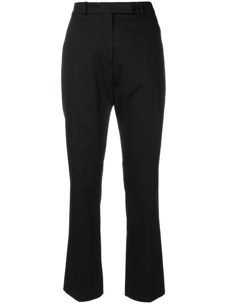 ETRO high women spandex cotton black pants