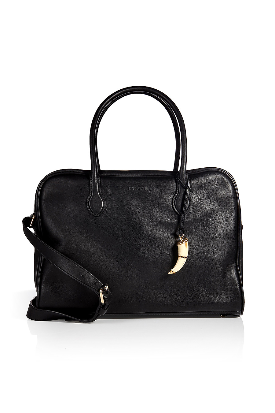 Pierre 24 hours leather tote