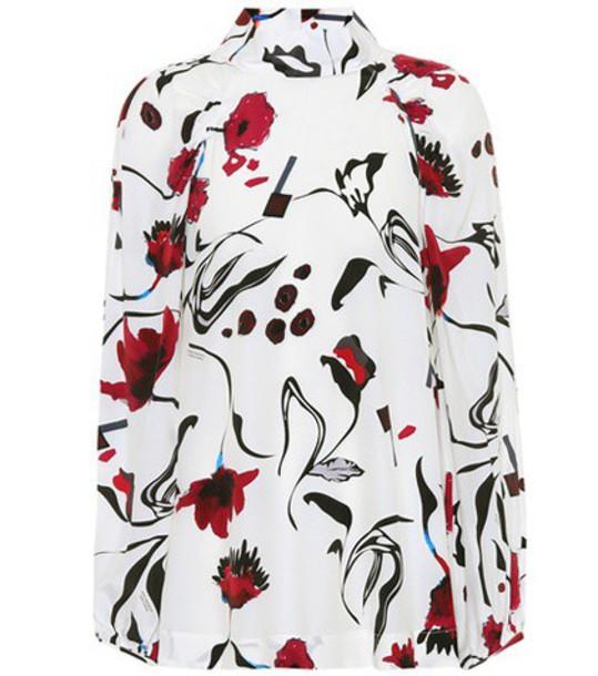Dorothee Schumacher top printed top floral