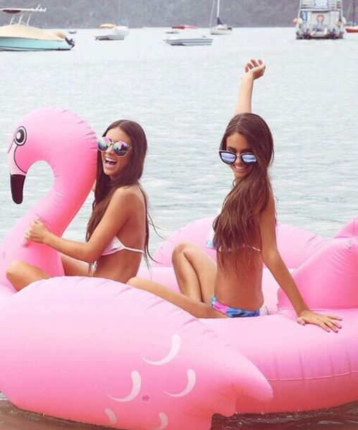 home accessory pink swan summer water flamingo lifestyle girly pool accessory pool float