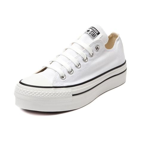 scarpe platform converse