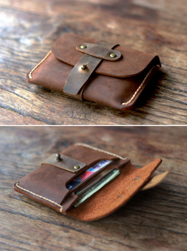 bag wallet mens wallet leather buckles hipster wishlist holiday gift