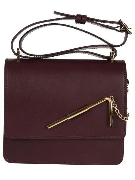 Sophie Hulme bag shoulder bag red