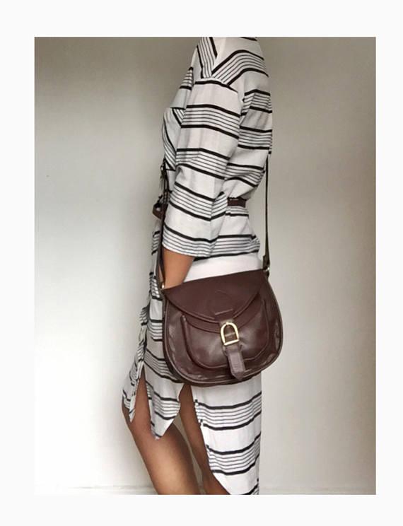 CROSSBODY BAG, saddle bag, hippie bag, bohemian bag, boho bag, boho shoulder bag, hipster gift, cross body bag, medium purse, long strap bag