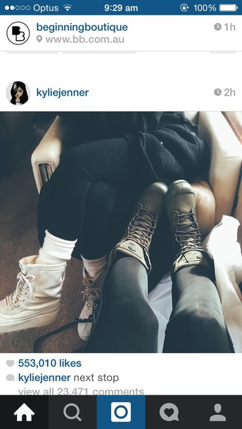 boots shoes kylie jenner combat boots gloves kylie jenner boots snow boots snowboarding
