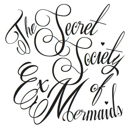 The Ex Mermaid Tumblr Sweatshirt | The Secret Society of Ex Mermaids --You Know Who You Are...