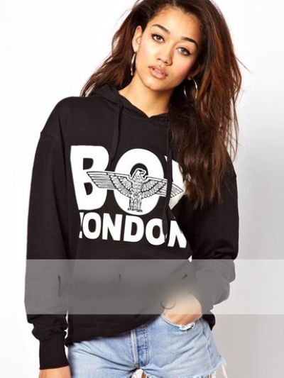 Letters printing black pullovercarry hat hoodie _Hoodies_Outerwear_Women's Clothes_Wholesale clothing from China fashion online shop. Cheap Korean fashion clothes, dresses, high heels shoes and T shirts on sale.