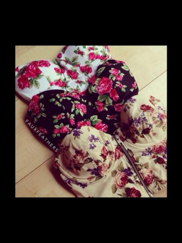 tank top floral floral tank top