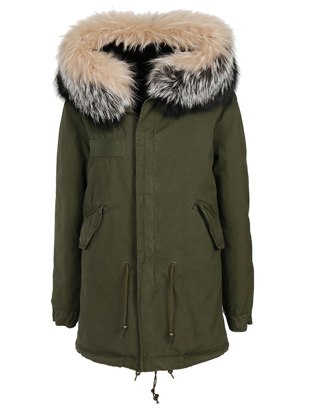 parka classic coat