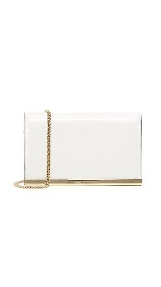 cross bag white