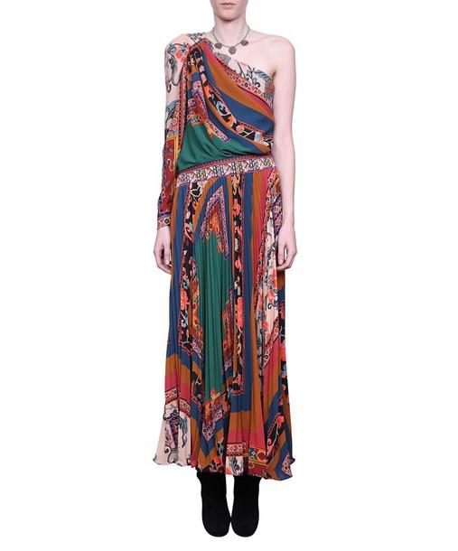ETRO dress printed dress multicolor