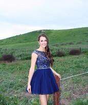 dress,blue dress,sequin dress,jewels,jems,prom dress,prom gown,backless prom dress,short prom dress,blue prom dress,short dress,style