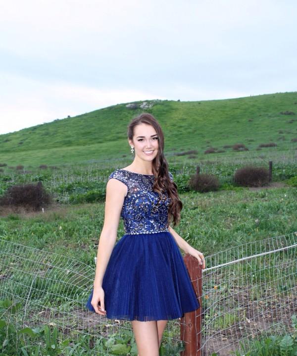 dress blue dress sequin dress jewels jems prom dress prom gown prom dress backless prom dress short prom dress blue prom dress short dress style