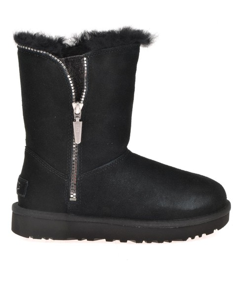 Ugg boot black shoes