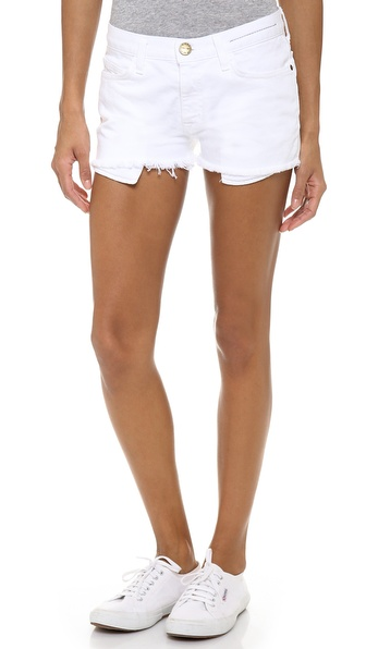 Current/Elliott The Boyfriend Shorts | SHOPBOP
