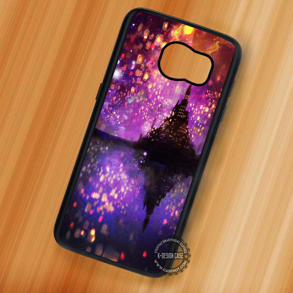 Beautiful Lanterns Rapunzel - Samsung Galaxy S7 S6 S5 Note 7 Cases & Covers