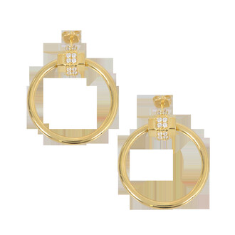 earrings hoop earrings jewels
