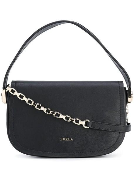 Furla women bag shoulder bag black