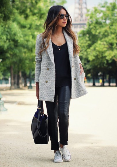 fashion clothes winter outfits jacket
