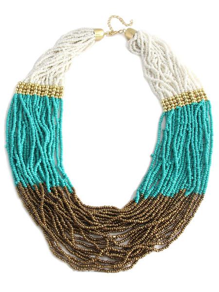 Natural Tribal Collar