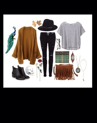 jeans shoes jean pull over tee shirt cardigan