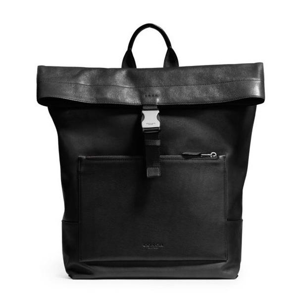 bag black square leather bag