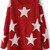 ROMWE | Stars Print Knited Red Jumper, The Latest Street Fashion