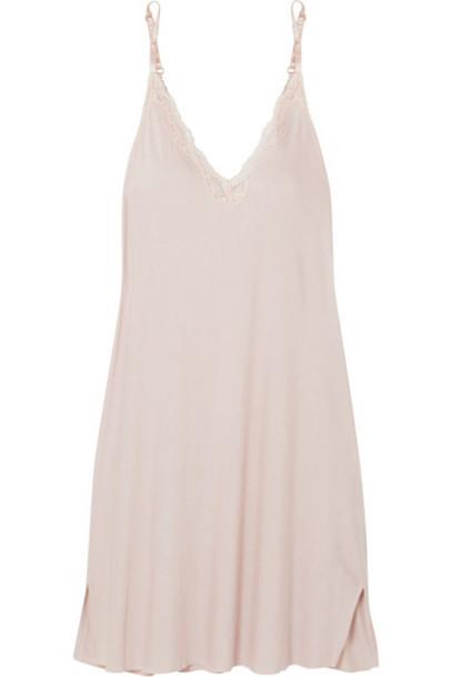 Skin pastel lace pink pastel pink underwear