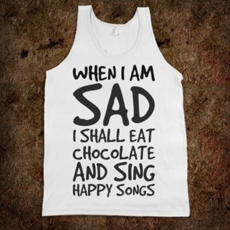 tank top one direction happy