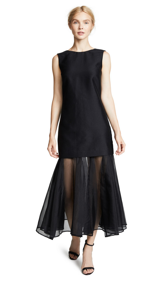 Maggie Marilyn Find Strength In Your Identity Dress in black