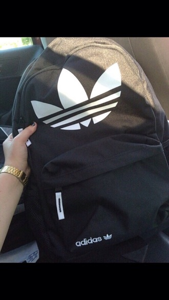 bag blaxk black jeans adidas wings adidas adidas shoes grey sweater grunge grunge wishlist grunge shoes backpack vintage casual monochrome fashion style black and white