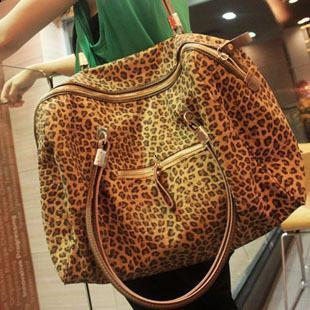 [grhmf22000116]Latest Retro Leopard Print Handbag