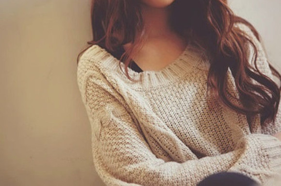 pretty little liars coat cream comfy soft cozy tumblr girl weheartit