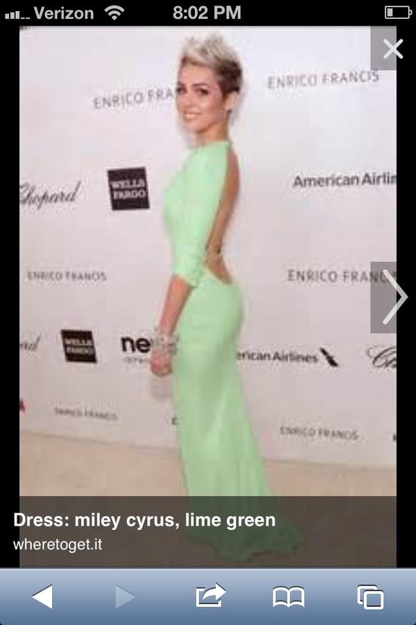 dress miley cyrus