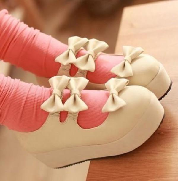 shoes japanese ulzzang platform shoes