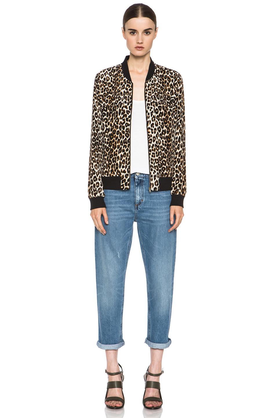 Acne Studios|Pop Jean in Light Vintage