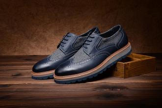 shoes fuguiniao for men men dress shoes dress shoes brogue two tone mens oxfords