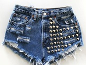 blue jeans,denim shorts,shorts