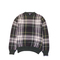 Nautica plaid sweater