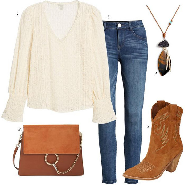 dailystylefinds blogger top bag jeans jewels shoes