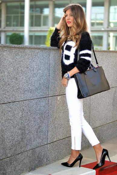 jersey blogger jewels mi aventura con la moda jeans sweater
