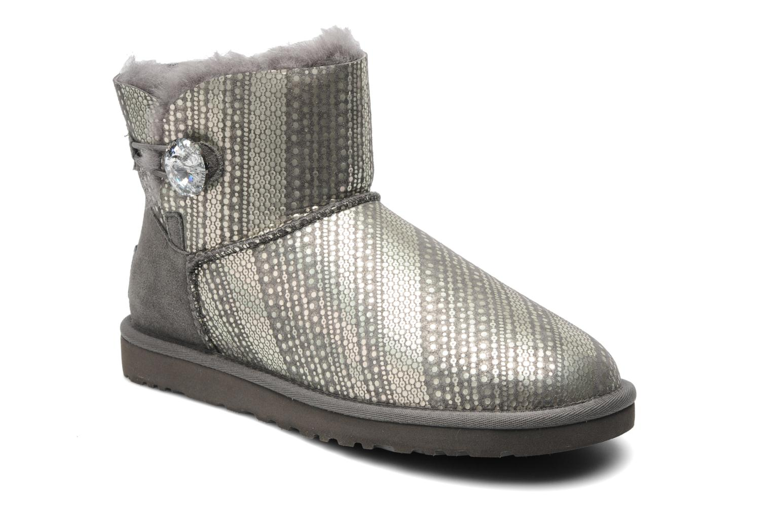 Ugg Australia Mini Bailey Button Bling W @Sarenza.co.uk