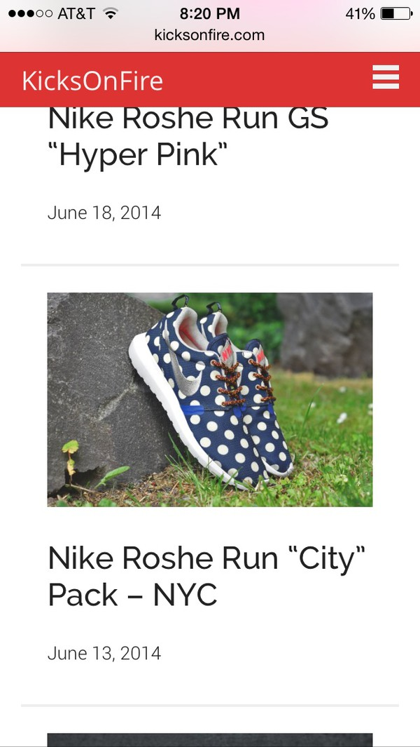 shoes nike roshe runs city pack nyc