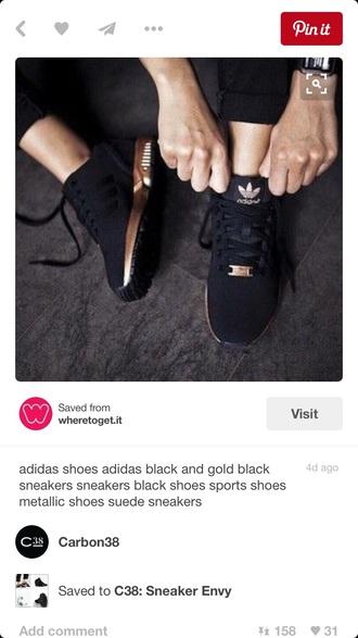 shoes adidas black